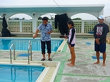 プール開き (6)