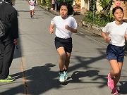 校内マラソン5年 (12)