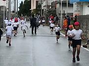 校内マラソン1年 (4)