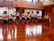 縄跳び朝会 (6)