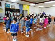 幼稚園終了式リハ&いもほり (5)