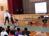自転車乗り方教室 (1)