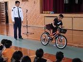 自転車乗り方教室 (2)