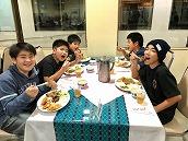 1日目の 夕食 (7)