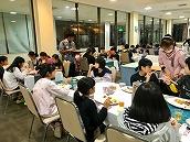 1日目の 夕食 (2)