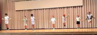 縄跳び朝会 (8)