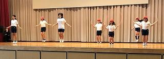 縄跳び朝会 (9)